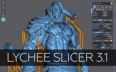 Lychee Slicer 3.1 is here