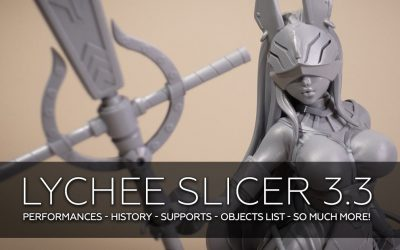 Lychee Slicer 3.3 – What's New