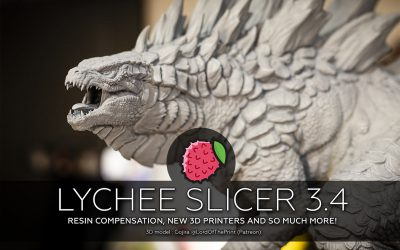 What's New in Lychee Slicer 3.4