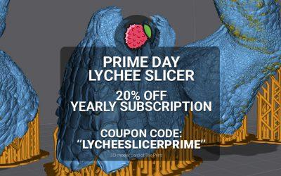 Lychee Slicer Prime Day!