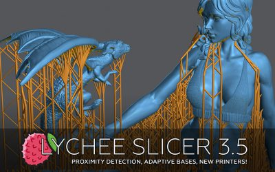 Lychee Slicer 3.5 is available now!